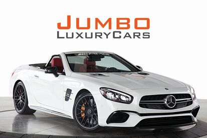 2017_Mercedes-Benz_SL-Class_SL 63 AMG®_ Hollywood FL