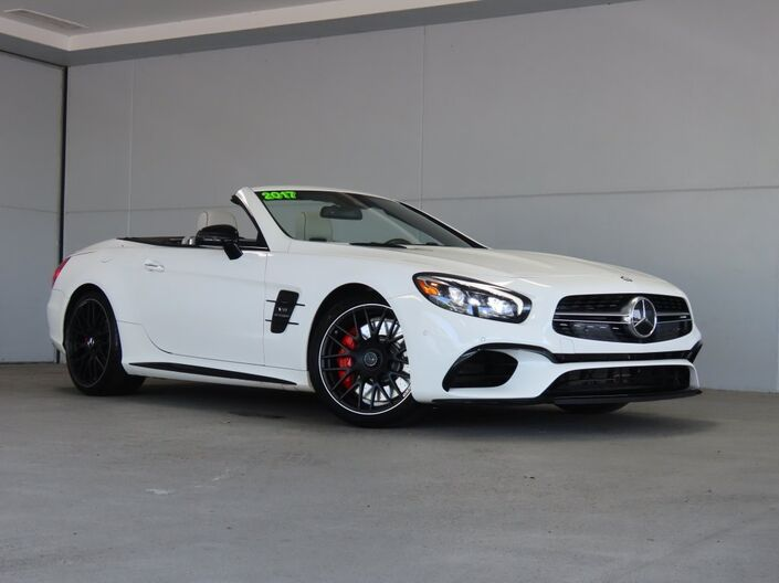 2017 Mercedes-Benz SL-Class SL 63 AMG® Merriam KS