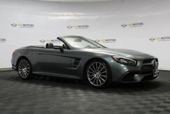 2017_Mercedes-Benz_SL_SL 450 Sport AMG Premium Pkg,Pano,Nappa Steering Wheel_ Houston TX
