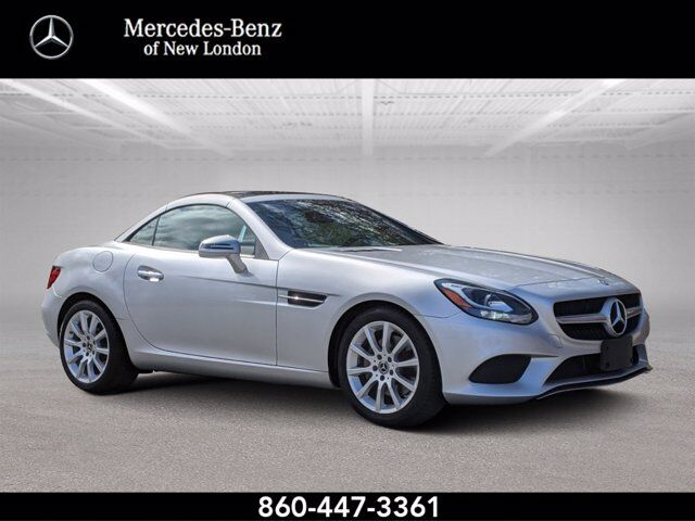 2017 Mercedes-Benz SLC 300 New London CT