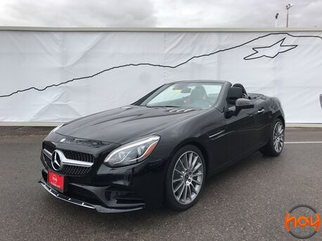 2017_Mercedes-Benz_SLC_300 Roadster_ El Paso TX