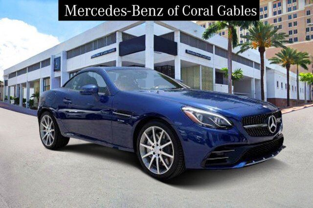 2017 Mercedes-Benz SLC AMG® 43 Roadster X695