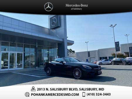 2017_Mercedes-Benz_SLC_SLC 300 ** Hard Top Convertible ** LOW MILES **_ Salisbury MD