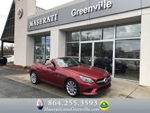 2017_Mercedes-Benz_SLC_SLC 300_ Greenville SC