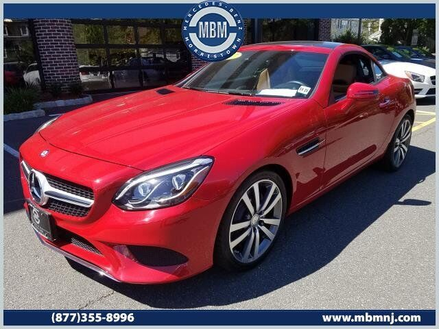 2017 Mercedes-Benz SLC SLC 300 Morristown NJ