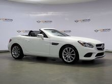 2017_Mercedes-Benz_SLC_SLC 300 Pano Roof,Rear Camera,Bluetooth,Warranty_ Houston TX