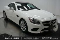 Mercedes-Benz SLC SLC 300 Roadster NAV,CAM,HTD STS,KEY-GO,17IN WLS 2017