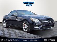 2017_Mercedes-Benz_SLC_SLC 43 AMG®_ Miami FL
