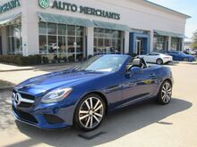 2017_Mercedes-Benz_SLC_SLK300 Back-Up Camera,Navigation System, Blind Spot Monitor, Bluetooth Connection, Rain Sensing Wipr_ Plano TX