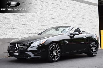2017_Mercedes-Benz_SLC43_AMG_ Willow Grove PA