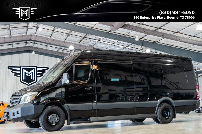 2017_Mercedes-Benz_Sprinter__ Boerne TX