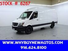 2017_Mercedes-Benz_Sprinter 2500_~ Diesel ~ High Roof ~ Only 11K Miles!_ Rocklin CA