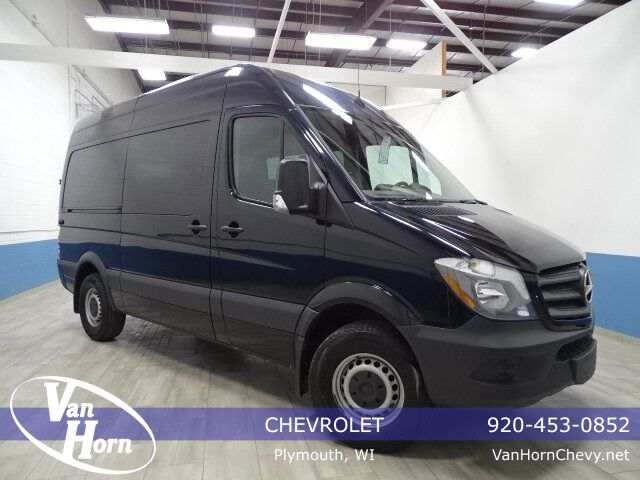 2017 Mercedes-Benz Sprinter 2500 Passenger 144 WB Milwaukee WI