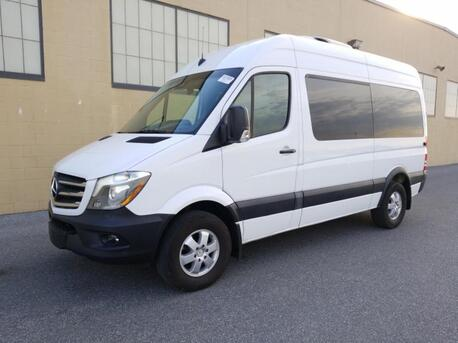 2017_Mercedes-Benz_Sprinter 2500 Passenger Van__ Medford OR