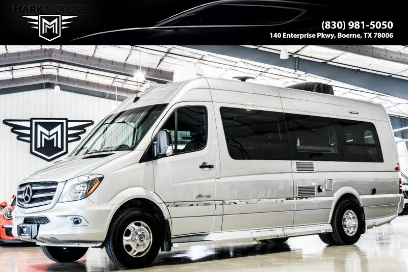2017_Mercedes-Benz_Sprinter 3500 Winnebago Conversion__ Boerne TX