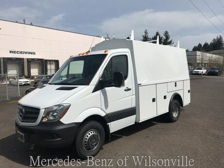 2017 Mercedes-Benz Sprinter Cab Chassis  Portland OR