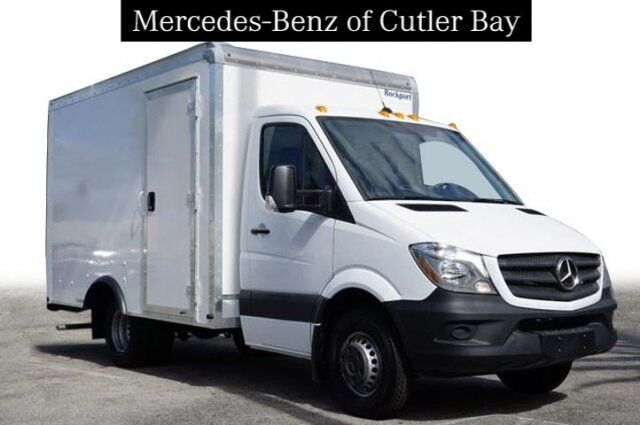 2017 Mercedes-Benz Sprinter Chassis Cab  Coral Gables FL