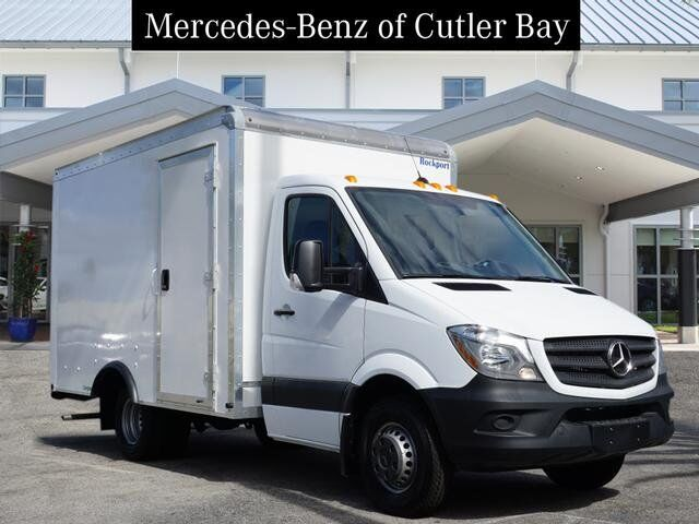 2017 Mercedes-Benz Sprinter Chassis Cab  Cutler Bay FL
