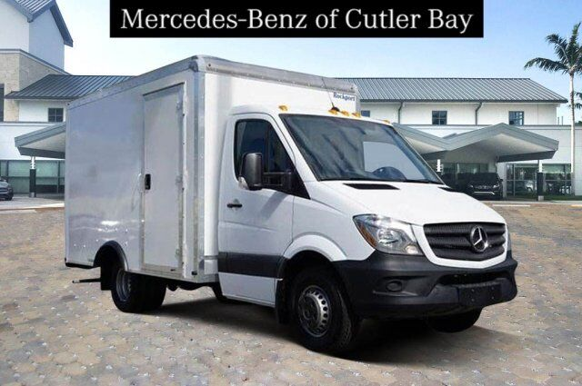 2017 Mercedes-Benz Sprinter Chassis Cab H9731306