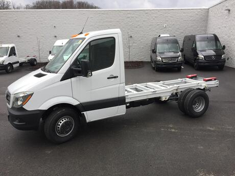 2017 Mercedes-Benz Sprinter Chassis Cab  Washington PA