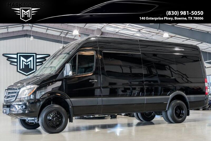 2017_Mercedes-Benz_Sprinter Limousine Conversion 4x4__ Boerne TX