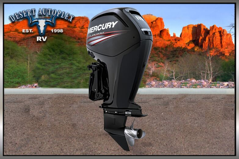 2017 Mercury 115hp Four Stroke ELPT Outboard Engine Mesa AZ