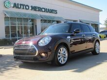 2017_Mini_Clubman_S 2.0L TORBOCHARGED, PREMIUM PACKAGE, HARMAN/KARDON SYSTEM, PANORAMIC MOONROOF, RAIN SENSING WIPERS_ Plano TX