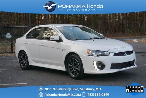 2017_Mitsubishi_Lancer_ES ** GUARANTEED FINANCING ** ONE OWNER **_ Salisbury MD