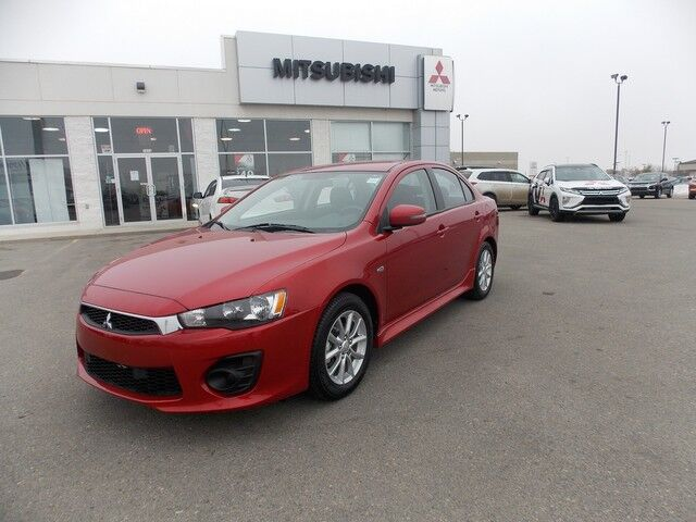 2017 Mitsubishi Lancer SE LTD Lethbridge AB
