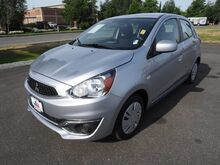 2017_Mitsubishi_Mirage_ES_ Burlington WA