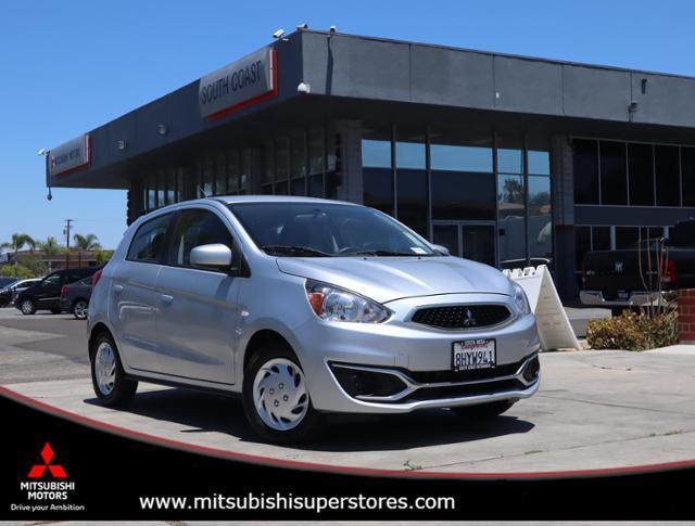 2017 Mitsubishi Mirage ES Costa Mesa CA