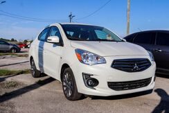 2017_Mitsubishi_Mirage G4_SE CVT_ Houston TX