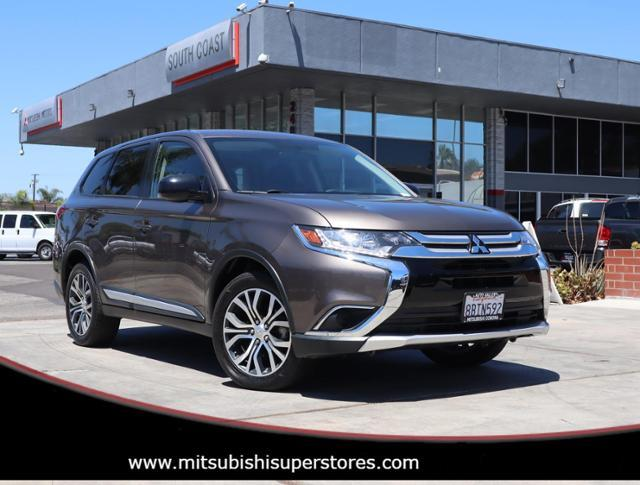 2017 Mitsubishi Outlander ES Costa Mesa CA