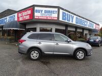 Mitsubishi Outlander ES Touch screen, Back-up cam, Eco mode, Heated seats, 4X4 2017