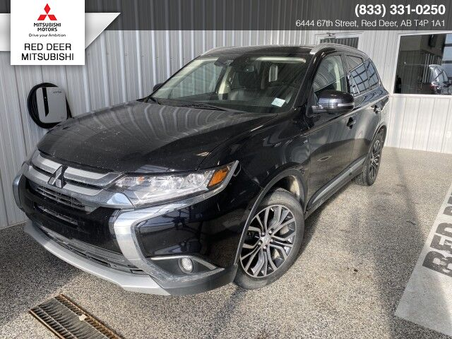 2017 Mitsubishi Outlander GT Red Deer County AB