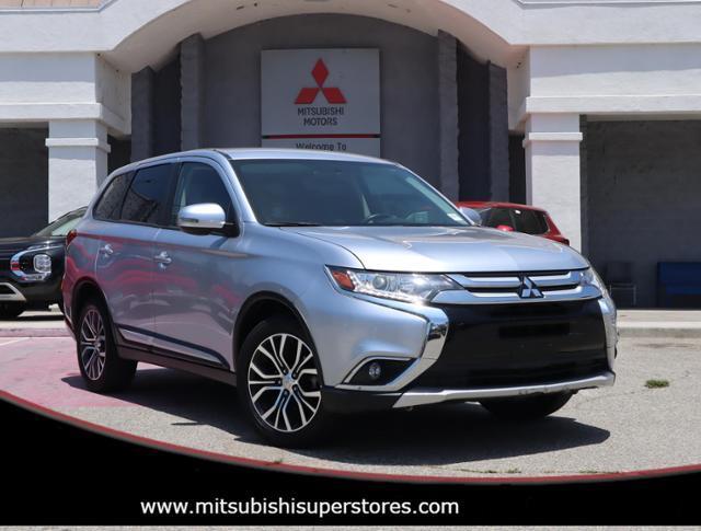 2017 Mitsubishi Outlander SE Costa Mesa CA