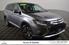 2017_Mitsubishi_Outlander_SE_ Seattle WA