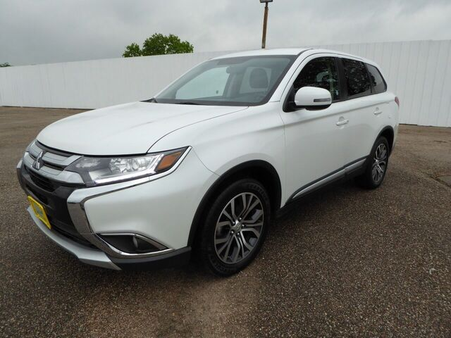 2017 Mitsubishi Outlander SEL AWD Houston TX