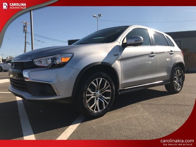 2017 Mitsubishi Outlander Sport ES 2.0 High Point NC