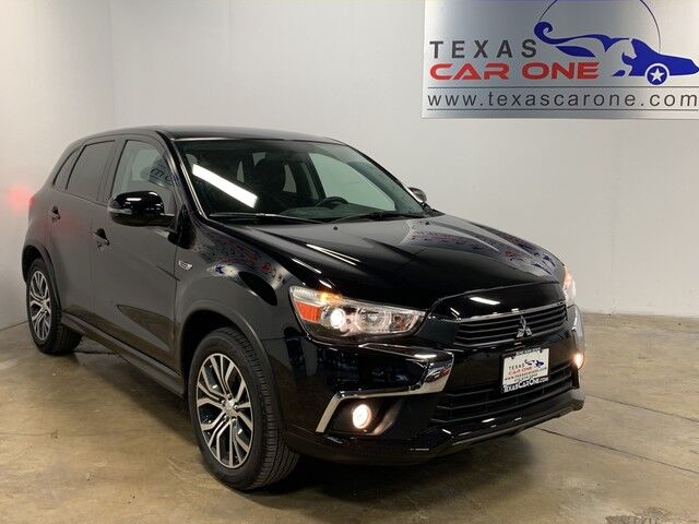 2017 Mitsubishi Outlander Sport Se Rear Camera Bluetooth Heated Seats Keyless Access Entry With Carrollton Tx