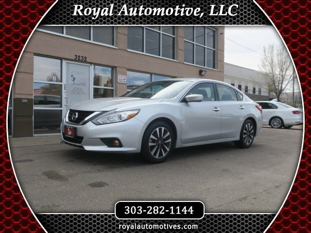 2017 NISSAN ALTIMA 2.5 Englewood CO