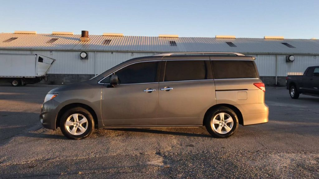 2017 NISSAN QUEST SV Columbus OH