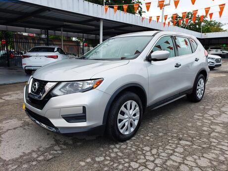 2017 NISSAN ROGUE S Ponce PR