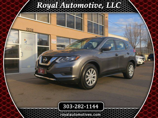2017 NISSAN ROGUE SV Englewood CO