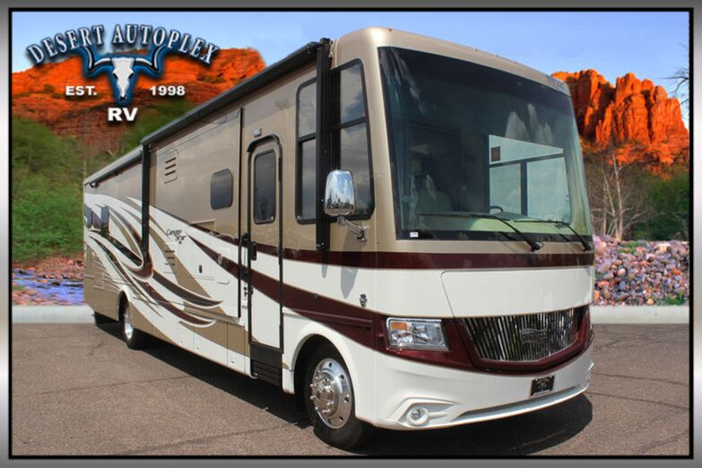 2017 Newmar Canyon Star 3925 Quad Slide Bunk House Class A RV Brand New Mesa AZ