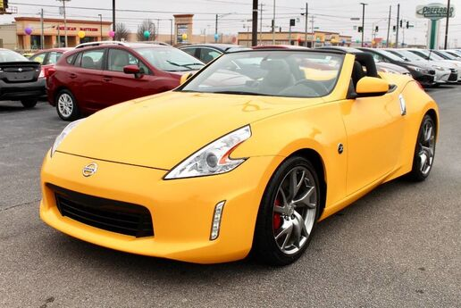 2017 Nissan 370Z Touring Fort Wayne Auburn and Kendallville IN