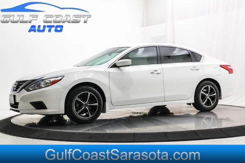 2017 Nissan ALTIMA 2.5 S WHEELS EXTRA CLEAN ONLY 33K MILES CARFAX CERTIFIED !! Sarasota FL