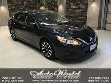 2017_Nissan_ALTIMA 2.5 SV__ Hays KS