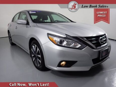 2017_Nissan_ALTIMA_2.5 SV_ Salt Lake City UT