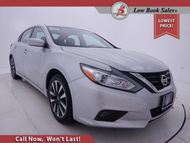 2017 Nissan ALTIMA 2.5 SV Salt Lake City UT